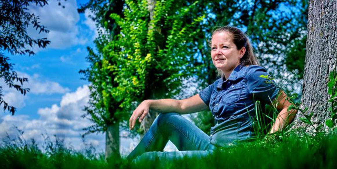 Caroline Smeets trots op team na coronauitbraak in Hoeksche Waard - Fotocredits: Victor Breukelen