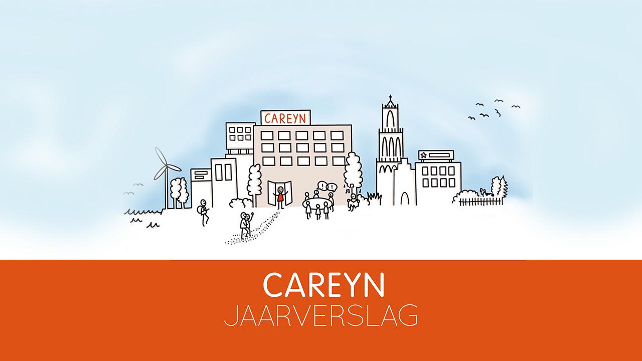 Voorblad Careyn Jaarverslag 2020